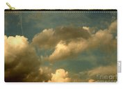 Clouds Of Yesterday Carry-all Pouch