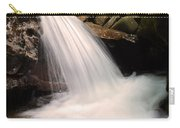 Clouds On The Creek Carry-all Pouch