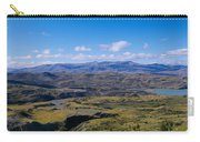 Clouds Over A Mountain Range, Torres Carry-all Pouch