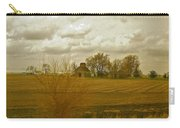 Clouds Over An Illinois Farm Carry-all Pouch