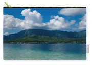 Clouds Over An Island, Hana, Maui Carry-all Pouch