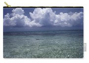 Clouds Over Bora Bora Carry-all Pouch