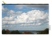 Clouds Over Lake Michigan Carry-all Pouch