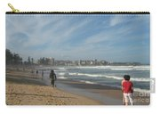 Clouds Over Manly Beach Carry-all Pouch