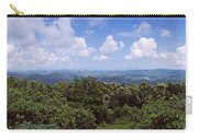 Clouds Over Mountains, Flores Island Carry-all Pouch