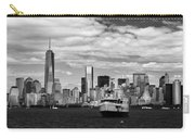 Clouds Over New York Carry-all Pouch
