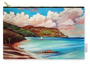 Clouds Over Paradise Carry-all Pouch