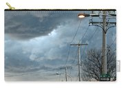 Clouds Over Philadelphia Carry-all Pouch