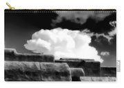 Clouds Over Santa Fe Carry-all Pouch