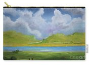 Clouds Over The Lake Carry-all Pouch