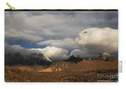 Clouds Over The Organ Mountains Carry-all Pouch