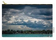 Clouds Over The River Carry-all Pouch
