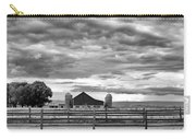 Clouds Over The Upper Midwest Carry-all Pouch