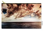 Clouds Over The Water Carry-all Pouch