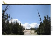Clouds Over Thermal Area Carry-all Pouch