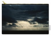 Clouds Sunlight And Seagulls Carry-all Pouch by Hakon Soreide