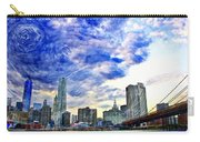 Clouds Van Gogh Carry-all Pouch