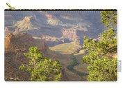 Cloudy Bright Angel Trail II Carry-all Pouch