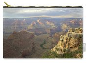 Cloudy Bright Angel Trail  Carry-all Pouch