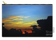 Cloudy Morning In Fort Lauderadale Carry-all Pouch