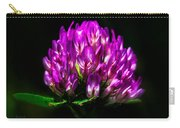 Clover Flower Carry-all Pouch