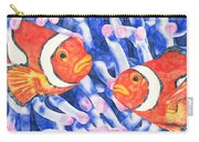 Clownfish Couple Carry-all Pouch