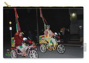 Clowns On Bikes Carry-all Pouch