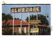 Club Cafe Carry-all Pouch