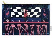 Club Flamingo Carry-all Pouch