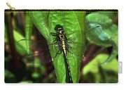 Club Tailed Dragonfly Carry-all Pouch