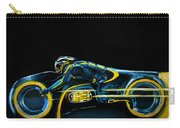 Clu's Lightcycle Carry-all Pouch by Kayleigh Semeniuk