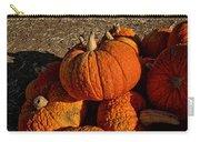 Knarly Pumpkin Carry-all Pouch