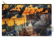 Coal Mine Canyon Aglow Carry-all Pouch