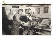 Coal Mine Hospital, C1917 Carry-all Pouch