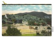 Coalinga Oil And Transportion Co. Pumping Station No. 2 Circa 1910 Carry-all Pouch