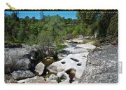 Coarsegold Creek Bed In Park Sierra-ca Carry-all Pouch