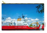 Coast Guard Cutter Mackinaw Carry-all Pouch