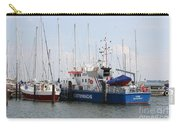 Coast Guard Maasholm Harbor Carry-all Pouch