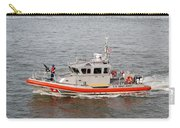 Coast Guard On Patrol Carry-all Pouch