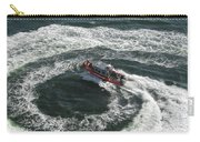 Coast Guard Ship - Port Of Los Angeles Carry-all Pouch