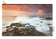 coast of Crete 'III Carry-all Pouch