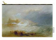 Coast Of Northumberland Carry-all Pouch