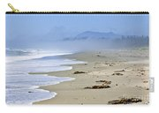 Coast Of Pacific Ocean In Canada Carry-all Pouch