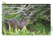 Coastal Deer Carry-all Pouch