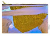 Coastal Landscape In Abstract 2 Carry-all Pouch