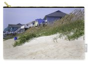 Coastal Living In Topsail Beach Nc Carry-all Pouch