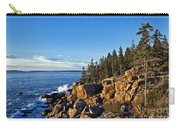 Coastal Maine Landscape. Carry-all Pouch
