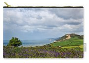 Coastal Overlook From Eype Carry-all Pouch