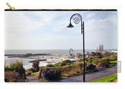Coastal Overview At Lyme Regis Carry-all Pouch