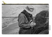 Coastal Salmon Fishing Carry-all Pouch